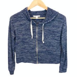 American Eagle Women's Cropped Sweatshirt - XS